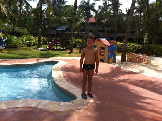 Viva Wyndham Dominicus Beach: kids club