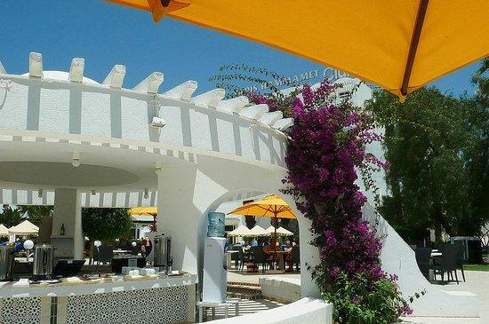 Eden Village Yadis Hammamet : Tunisia: bar piscina