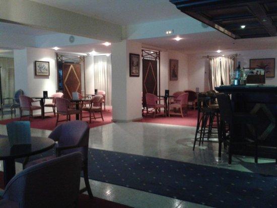 Portals Palace Hotel : salons intérieurs