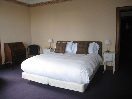 Dalrachney Lodge Hotel : Premiere Super King En-Suite