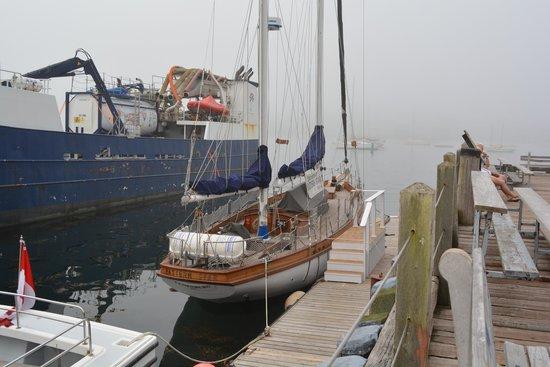 """Sail Inn B&B : The Sail Inn Boat """"Eastern Star"""""""