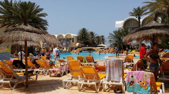 Club Marmara Dahlia : la piscine principale