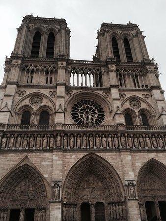 Basilique Notre-Dame de la Garde : Notre Dame