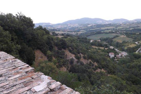 Volti di Pietra: Panorama