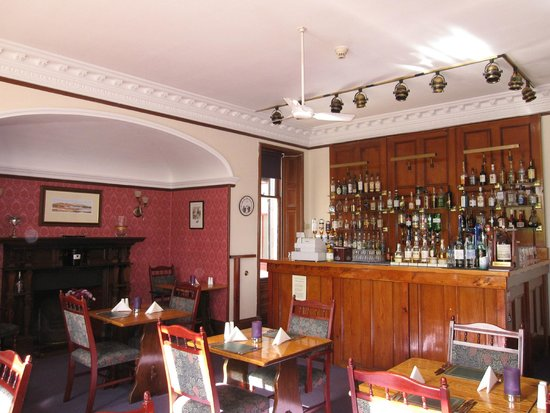 Dalrachney Lodge Hotel : Bar/Bistro