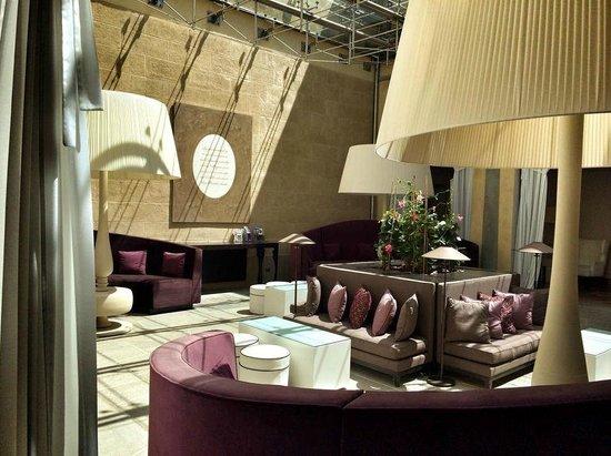 Villa Le Maschere: Lounge
