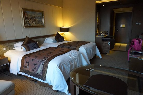 Sofitel Macau At Ponte 16: Cozy room