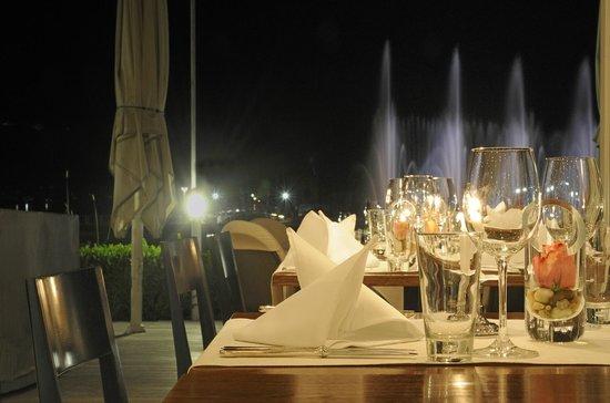 SeminarHotel am Aegerisee: Restaurant Seefeld Terrasse