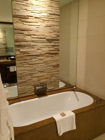 Four Seasons Hotel Denver : bathtub