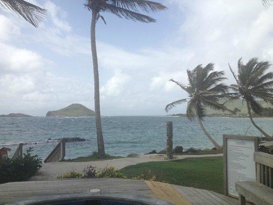 Coconut Bay Beach Resort & Spa: Hot tub/Pool view
