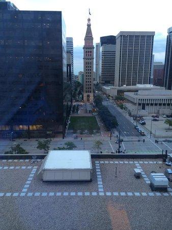 Four Seasons Hotel Denver: view room 813