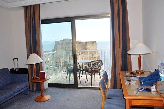 Royal Continental Hotel : Pokój z widokiem