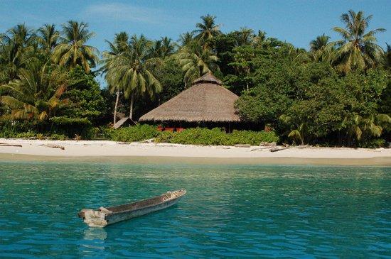Aloita Resort & Spa : The main hut