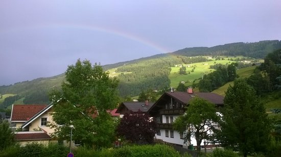 Hotel Mitterhofer: panorama dalla camera