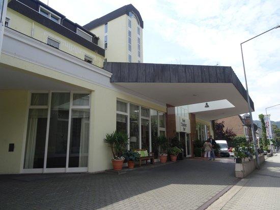 Hotel Deutscher Hof: Exterior
