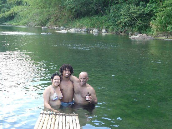 Rio Grande : Stop and Swim in Refreshing Water