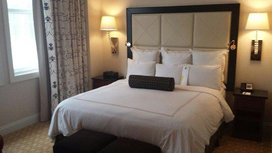 JW Marriott Chicago: King room