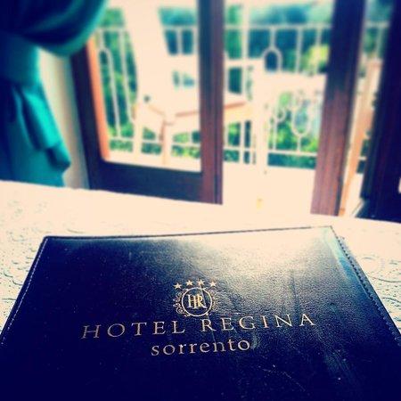 Hotel Regina Sorrento: Beautiful view