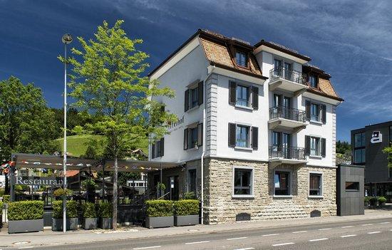 Aussenansicht Hotel Freihof