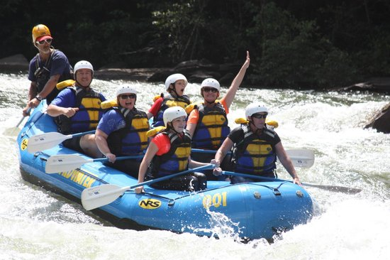 Wildwater Rafting - Ocoee: Rafting the Middle Ocoee River