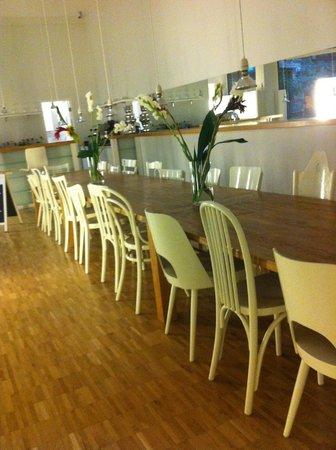 Hotel 38: Lovely breakfast room