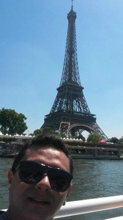 River Seine : Passeio de Barco!