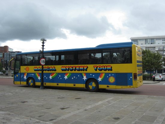 Beatles Magical Mystery Tour: Start Point
