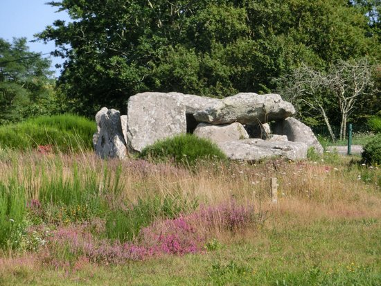 Megaliths of Carnac : Dolmens