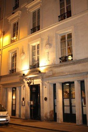L'Hotel : External Hotel