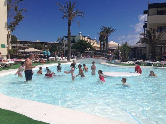 Apartamentos El Trébol : Kids pool