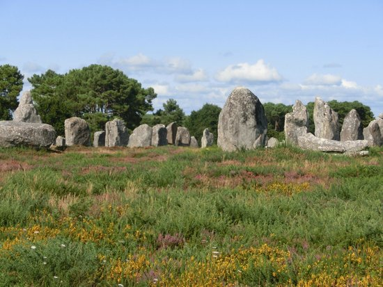 Megaliths of Carnac : Grands