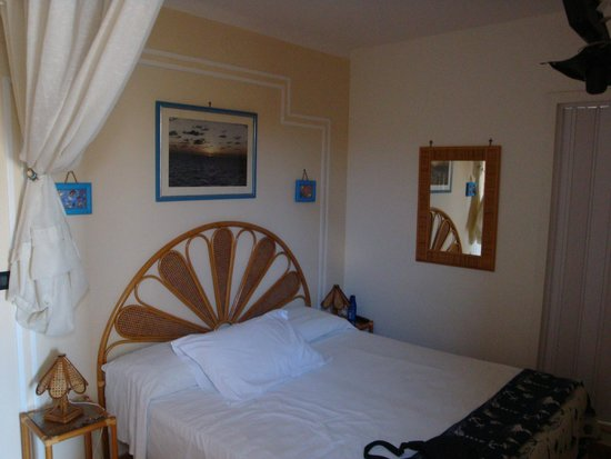 Bed & Breakfast Da Pina: camera da letto mare