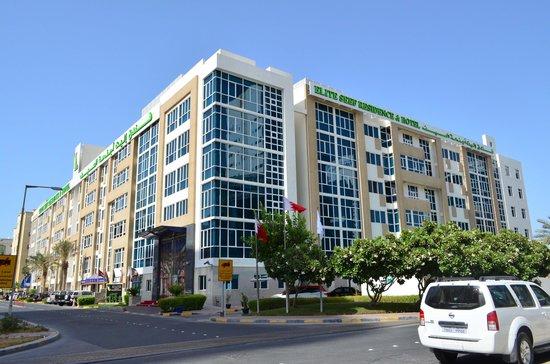 精英標準公寓酒店