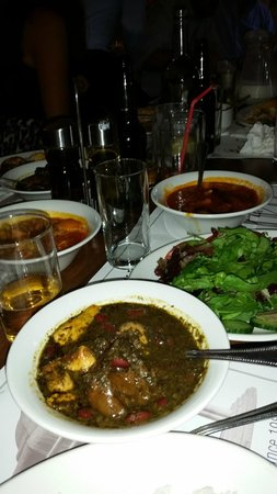 Hafez Restaurant : yummy food