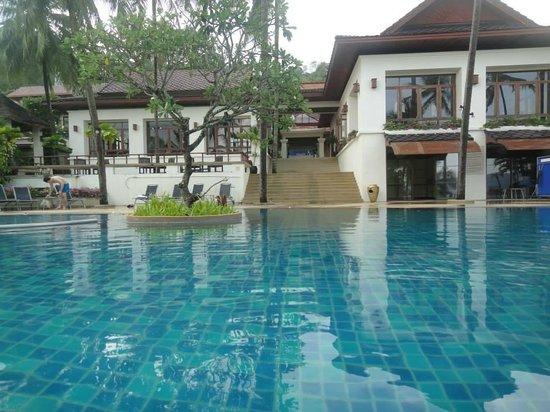 Panwa Boutique Beach Resort : piscine