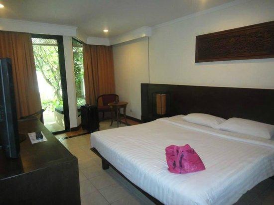 Panwa Boutique Beach Resort : chambre