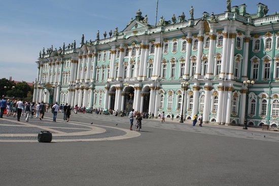 UlkoTours: winter Palace