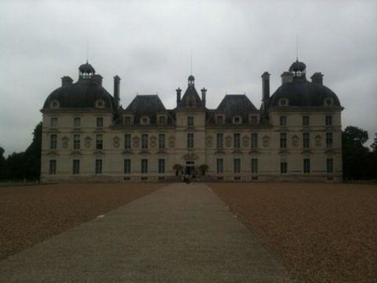 Château de Cheverny : Kasteel van Cheverney