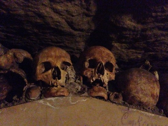 The Catacombs of Paris: Paris catacombs