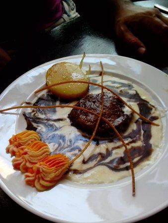 Restaurante la Alacena : Châteaubriant de cola de toro