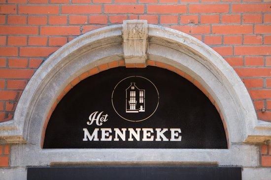 badkamer - Foto van Het Menneke, Hasselt - TripAdvisor