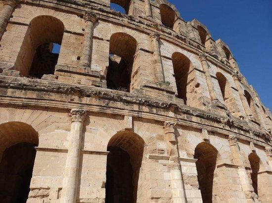 El Jem Amphitheatre: El Jem - anfiteatro (foto 1)