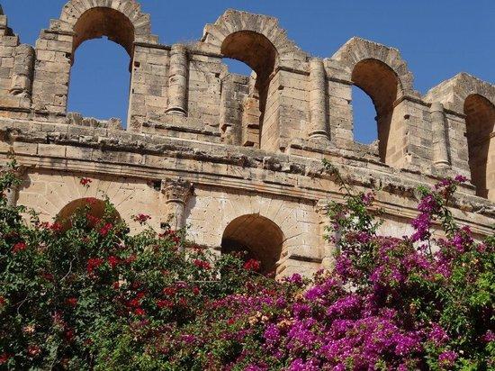 El Jem Amphitheatre: El Jem - anfiteatro (foto 2)