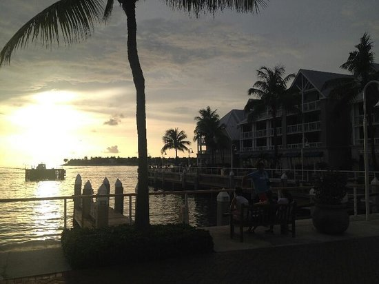 Mallory Square: Sunset from a different spot