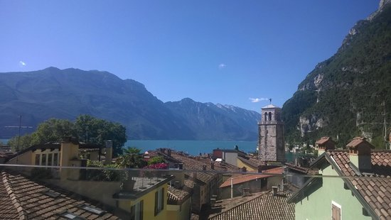 Hotel Antico Borgo: View from Roof Terrace