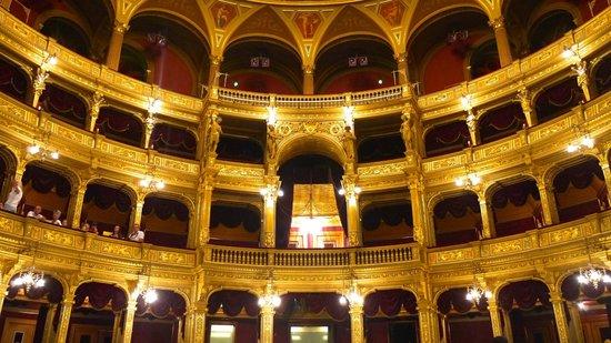 Hungarian State Opera House (Magyar Allami Operahaz) : Opera