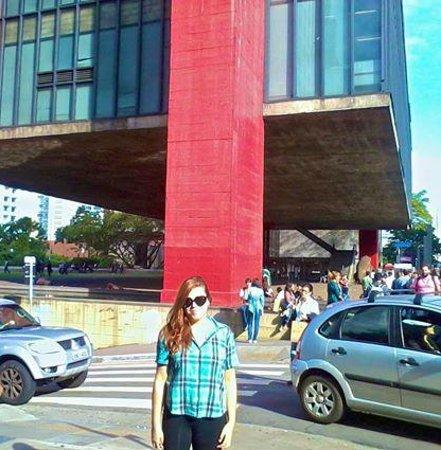 Museu de Arte de Sao Paulo Assis Chateaubriand - MASP: Masp
