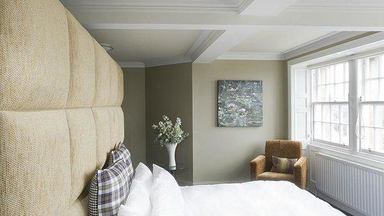 B+B Edinburgh : Bedroom