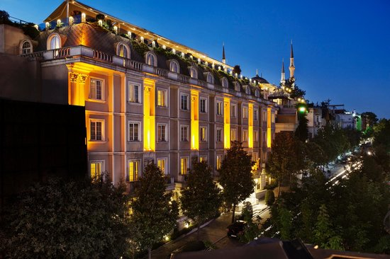Photo of Eresin Crown Hotel Sultanahmet Istanbul