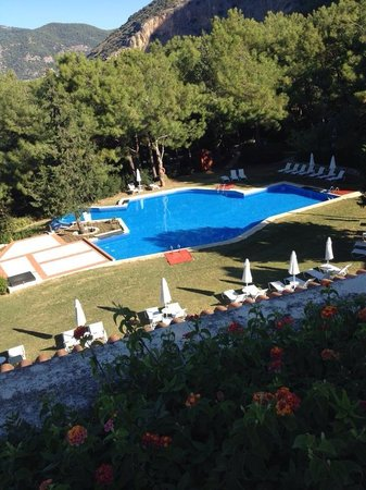 Liberty Hotels Lykia: Residence adult only pool